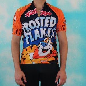 COPY - 🔥🚨 Men's Kellogg's Frosted Flakes Retro Je…